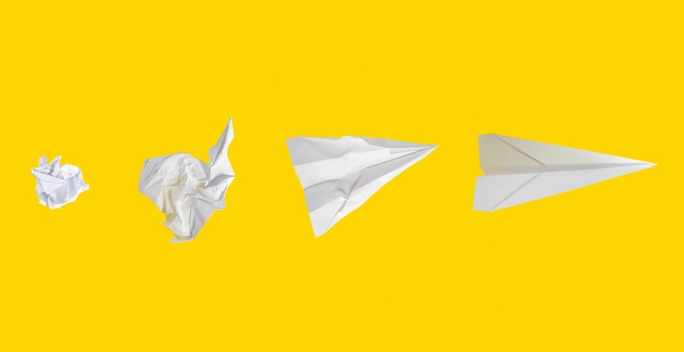 Are Paper Airplanes an Unlikely Goal